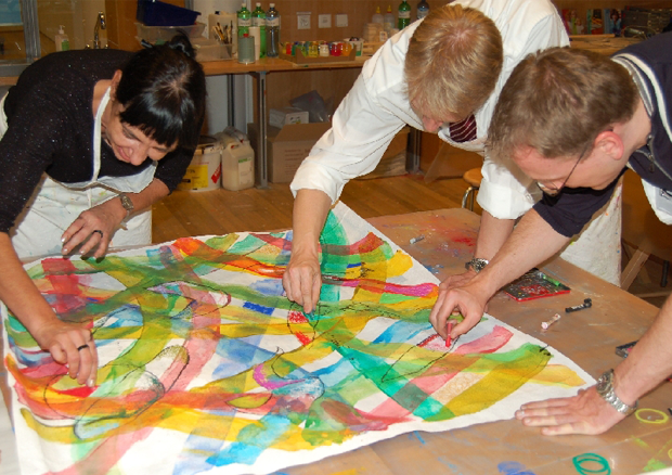 Workshops im Kindermuseum Creaviva -
