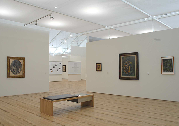 Exhibition room - © M. Stollenwerk