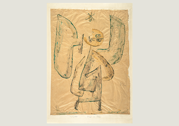 Paul Klee, Engel vom Stern, 1939, 1050, Zentrum Paul Klee, Bern -