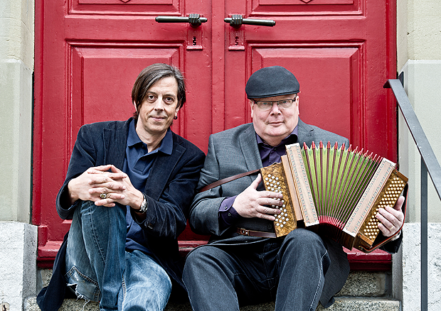 Duo Längs & Breits: Pedro Lenz & Werner Aeschbacher -